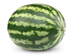 Seedless Watermelon Australia Half Aprox 4Kg |?sultan-center.com????? ????? ???????
