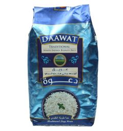 Daawat Traditional Indian Basmati Rice 2Kg |?sultan-center.com????? ????? ???????