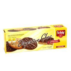 Schar Gluten-Free Digestive Chocolate Biscuits  150G |?sultan-center.com????? ????? ???????