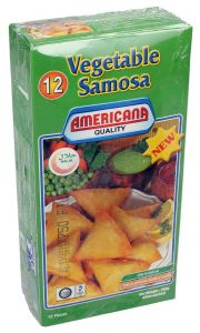 Americana Vegetable Sambosa