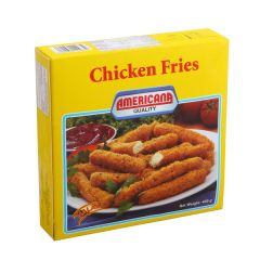 Americana Chicken Fries  400G |?sultan-center.com????? ????? ???????