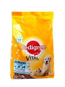 Pedigree Vital Protection Junior - Chicken and Egg  1.5Kg |?sultan-center.com????? ????? ???????