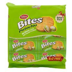 Tiffany Nutty Bites Pistachio Cookies 6+2 Free