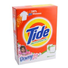 Tide Automatic Detergent Powder With Essence Of Downy  3Kg |?sultan-center.com????? ????? ???????