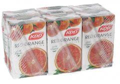 Kdd Red Orange Juice Drink 250Ml  sultan-center.comمركز سلطان اونلاين