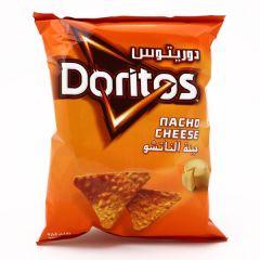 Doritos Nacho Cheese Tortilla Chips 40G |?sultan-center.com????? ????? ???????