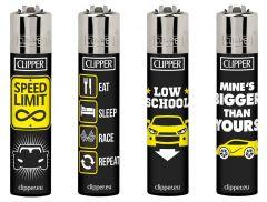 Clipper Classic Design Lighter Mixed Designs