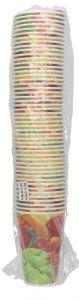 Fun Fruit Design Paper Cup 25pcs |sultan-center.comمركز سلطان اونلاين