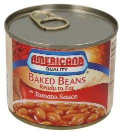 Americana Baked Beans