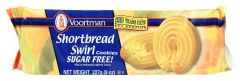 Voortman Sugar Free Shortbread Swirl Cookies  227G |?sultan-center.com????? ????? ???????