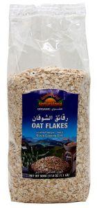 Natureland Organic Quick Cooking Oat Flakes