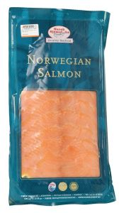 Norsk Pre Sliced Smoked Norwegian Salmon  200g |?sultan-center.com????? ????? ???????