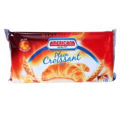 Americana Plain Croissant 55G X 8Pcs |sultan-center.comمركز سلطان اونلاين