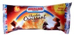 Americana Chocolate Croissant 1pc 60G |sultan-center.comمركز سلطان اونلاين