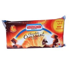 Americana Chocolate Croissant 60G X 8Pcs |sultan-center.comمركز سلطان اونلاين