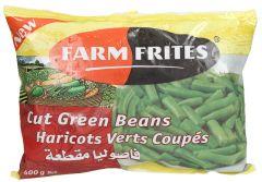 Farm Frites Frozen Cut Green Beans 400g |?sultan-center.com????? ????? ???????