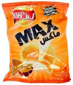Lays Max Creamy Cheddar Chips