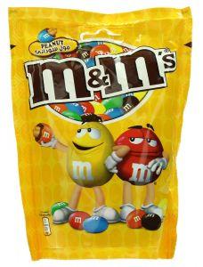 M&M'S Milk Chocolate Covered Peanut In A Thin Crisp Shell  180G |sultan-center.comمركز سلطان اونلاين