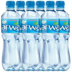 Arwa Bottled Drinking Water 6 Pieces