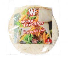 Mf Tortillas Wrap  320g 8pcs  ?sultan-center.com????? ????? ???????