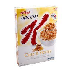 Kellogg'S Special K Multigrain Oats And Honey Cereal 371G |sultan-center.comمركز سلطان اونلاين