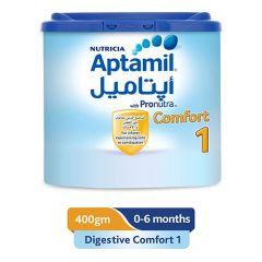 Milupa Aptamil 1 Comfort Baby Milk