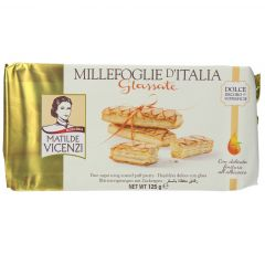 Matilde Vicenzi Icing Coated Puff Pastry 125G |?sultan-center.com????? ????? ???????