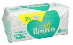 Pampers Sensitive Baby Fresh Wipes