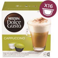 Nescafe Dolce Gusto Cappuccino Capsules