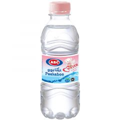 ABC Peekaboo Purified Baby Drinking Water 330Ml |sultan-center.comمركز سلطان اونلاين