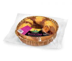 Gecchele Ciambella Marble Round Cake