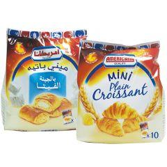 Americana Mini Cheese With Olive Pate + Mini Croissant