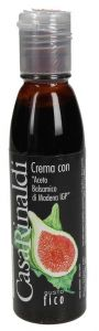 Casa Rinaldi Cream Balsamic Vinegar With Fig
