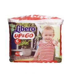 Libero Up&Go XL 13-20 KG 40Pcs |?sultan-center.com????? ????? ???????