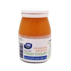 Alban Fresh Cow Yoghurt with Mango Full Fat Jar  120Ml |?sultan-center.com????? ????? ???????