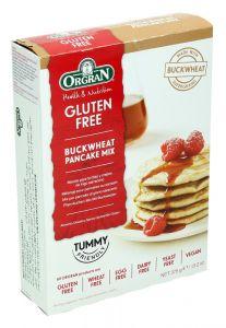Orgran Gluten-Free Buckwheat Pancake Mix 375G |sultan-center.comمركز سلطان اونلاين