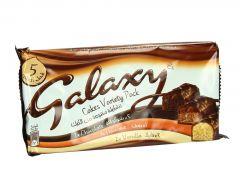 Galaxy Variety Pack Cakes  30G X  5Pcs |?sultan-center.com????? ????? ???????