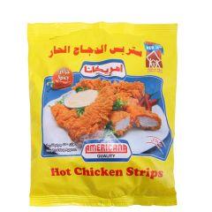 Americana Spicy Hot Chicken Strips  750G |?sultan-center.com????? ????? ???????