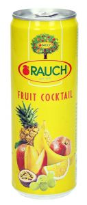 Rauch Multi Vitamin Fruit Cocktail Juice Can  355Ml |?sultan-center.com????? ????? ???????