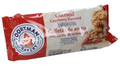 Voortman Cranberry Flaxseed Cookies