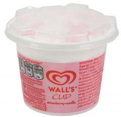 Wall's Strawberry Vanilla Ice Cream