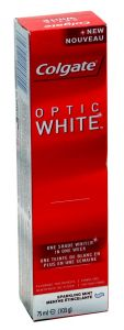 Colgate New Optic White Toothpaste 75Ml |?sultan-center.com????? ????? ???????