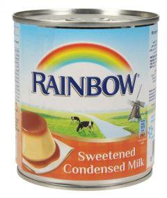 Rainbow Sweetened Condensed Milk