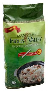 Indus Valley Extra Long Basmati Rice 5Kg |?sultan-center.com????? ????? ???????