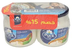 Puck Processed Creamy Cheese 500g x2