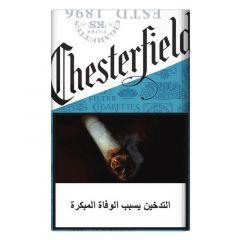 Chesterfield Blue Cigarettes 20Pcs |?sultan-center.com????? ????? ???????