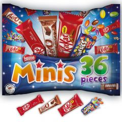 Nestle Mini Mix Chocolate Bag