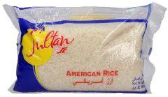 Sultan American Rice  2Kg