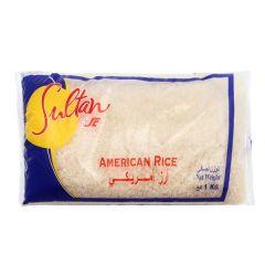 Sultan American Rice 1Kg |?sultan-center.com????? ????? ???????