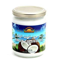 Natureland Virgin Coconut Oil 0.5L  ?sultan-center.com????? ????? ???????